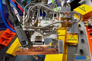 MWES' Additive Laser Room
