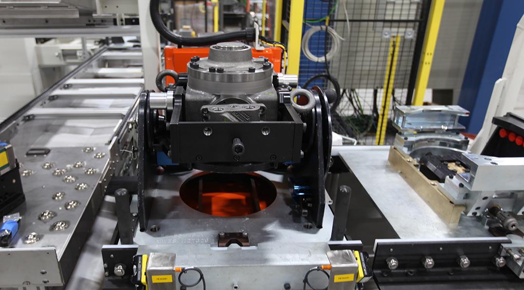 Project Spotlight: Hydraulic Motor Assembly Line