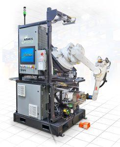 CNC Lathe Automation System