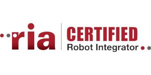 RIA Certified Robot Integrator