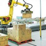 robot palletizer depalletizer